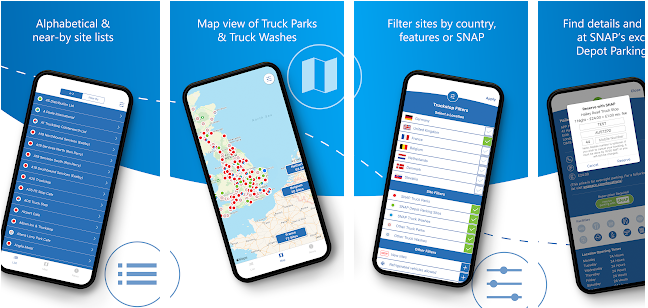 essential apps for truck drivers